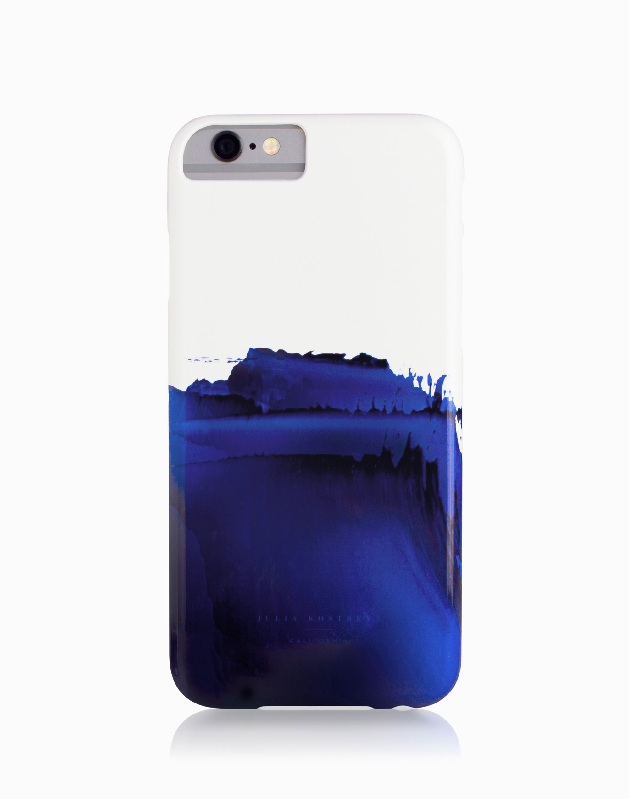 Julia Kostreva iPhone Case