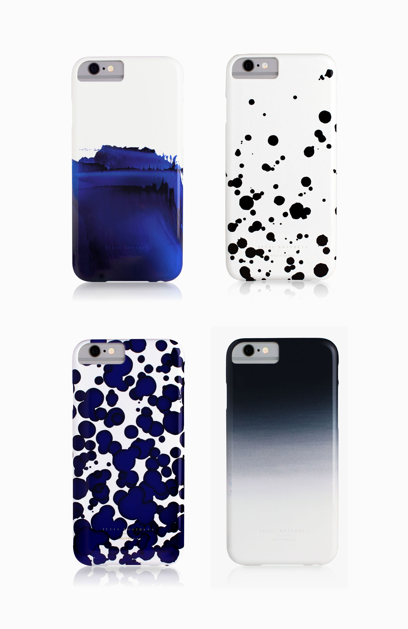 Julia Kostreva iPhone covers
